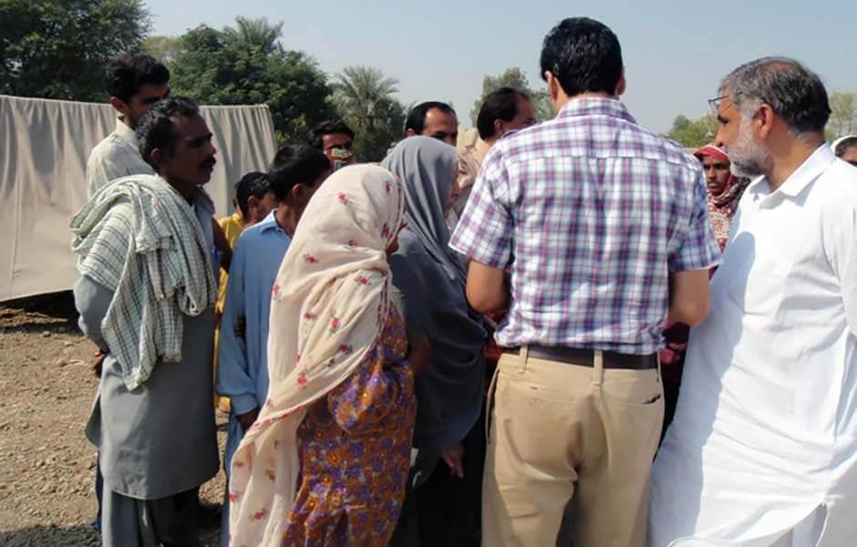 Pakistan Flood Relief 2016