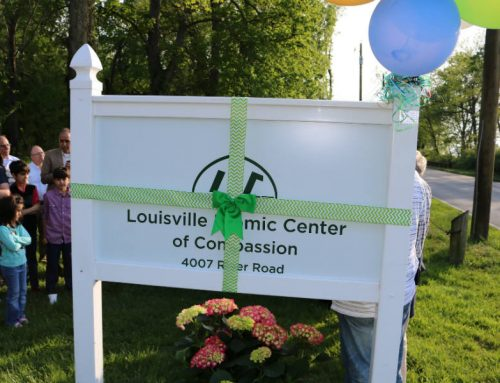 Dedication of The Louisville Islamic Center of Compassion