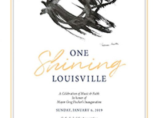 One Shining Louisville Celebrates Faith/Diversity