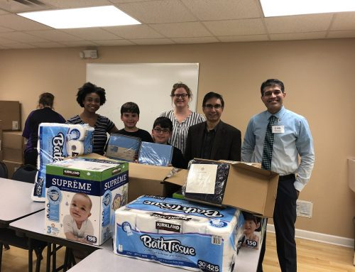 St. Vincent de Paul Receives Much Needed Supplies