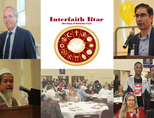 Highlights from the 2019 Interfaith Iftar