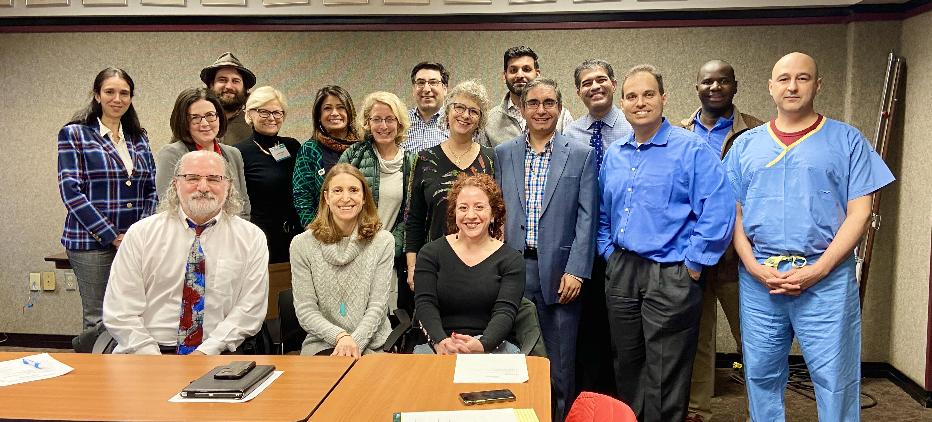 Muslim Jewish Advisory Council Meets for First Time