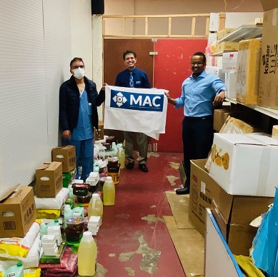 APPNA & MAC Donating Hygiene Supply Kits to Help Fight COVID-19