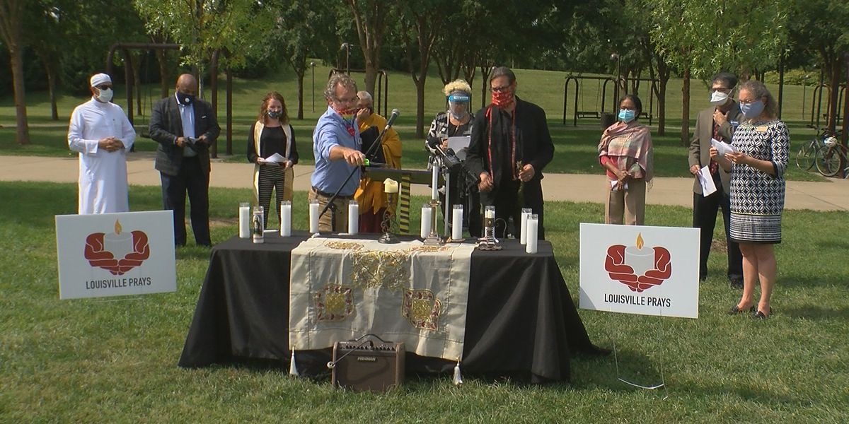 """Louisville Prays"" Brought Faith Leaders Together Before Breonna Taylor Decision"